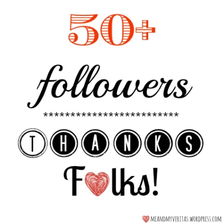 thanksformorethan50follower