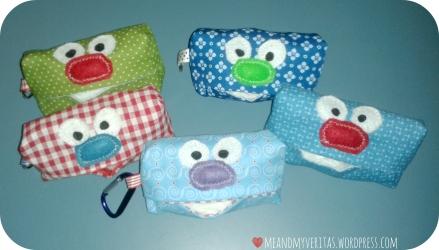 DIY Tissue Bag To Go - Friendly Bags